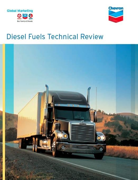 Chevron Diesel Technical PDF