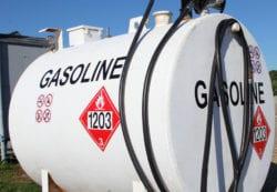 Loaner Diesel Fuel tank