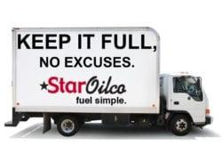 Fleet fueling service