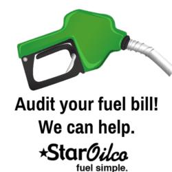 Fuel bill audit best practices
