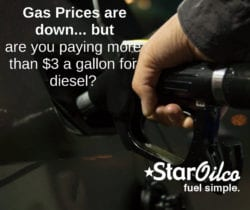 Are you paying to much for your diesel?