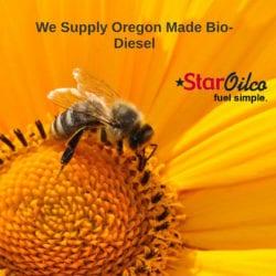 We Supply Oregon Made Biodiesel
