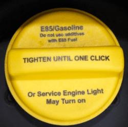 E85/Gasoline Cap