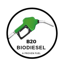 B20 Biodiesel A PROVEN FUEL