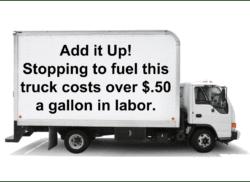 Wet Hose Fueling Service in Portland