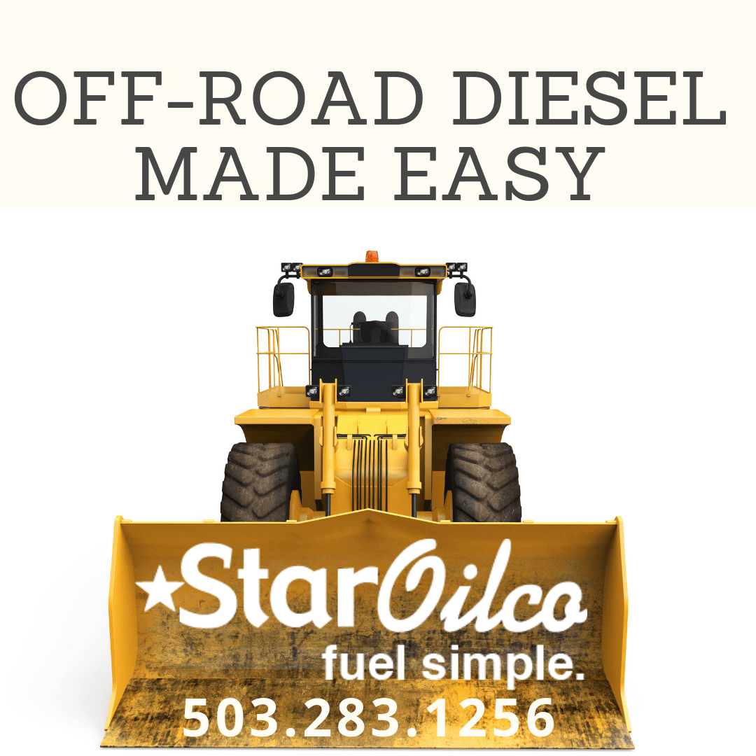Off Road and Dyed Diesel Questions Answered | Star Oilco