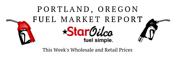 Portland, Oregon Fuel Market Report
